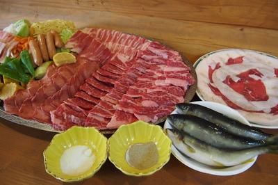 ルミエールデリバリー肉