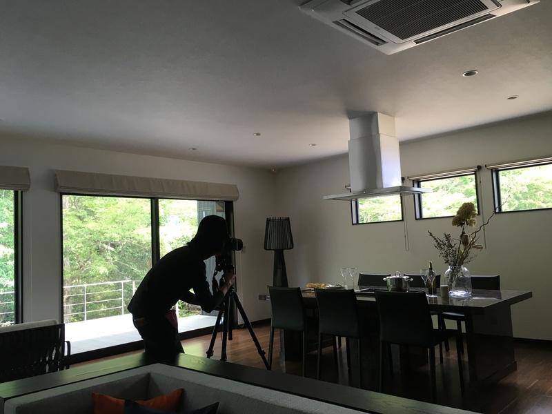 カメラマン撮影1